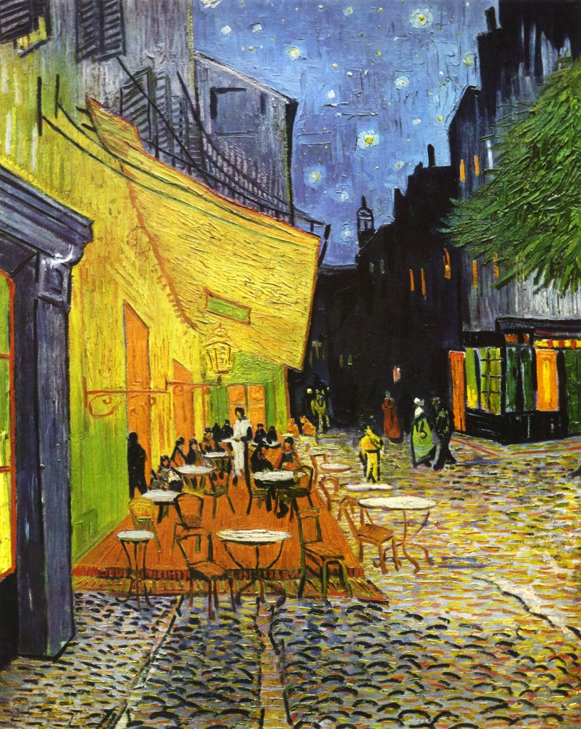 Le Havre - Imagine Van Gogh