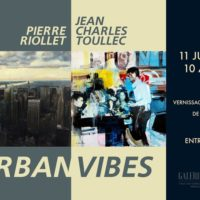 "Pierre Riollet, Jean Charles Toullec ""Urban Vibes"""