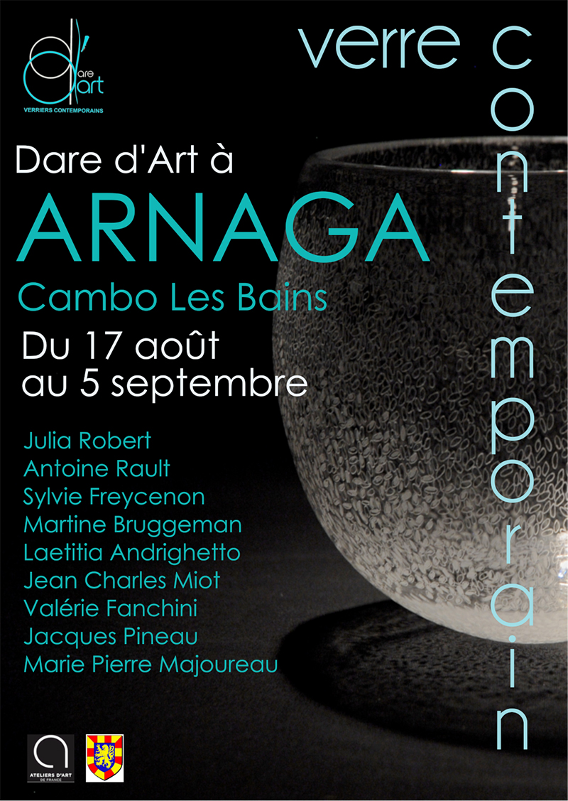 Exposition Dare D'Art - Verre Contemporain