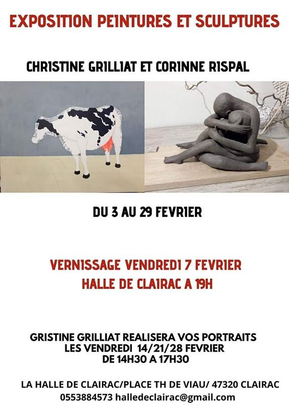 Christine Grilliat et Corinne Rispal