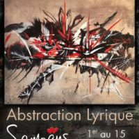 Exposition Abstraction Lyrique