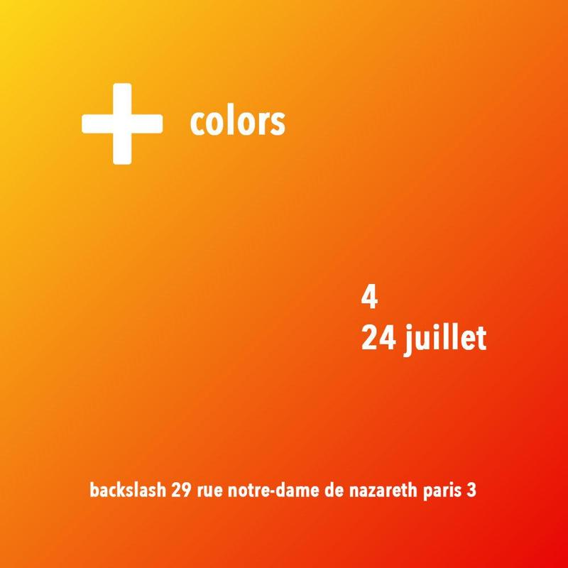 Exposition + COLORS