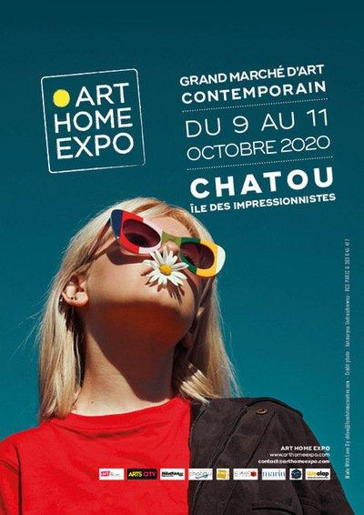 Grand Marché d'Art Contemporain de Chatou