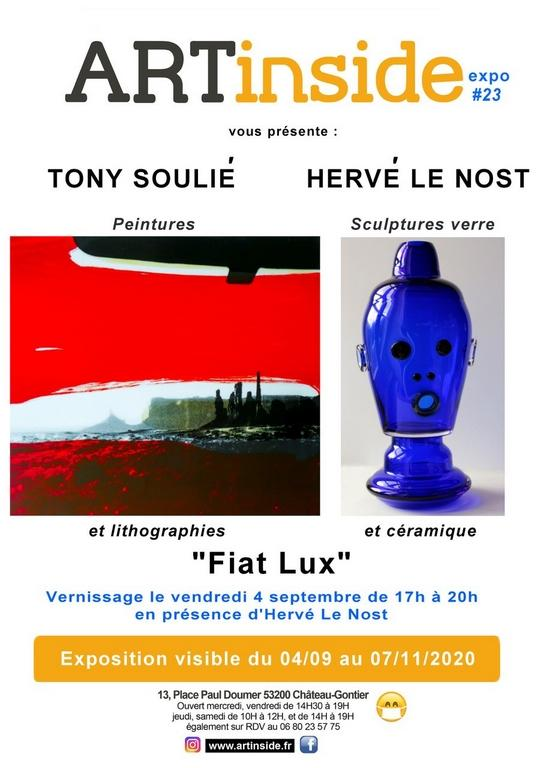 Exposition : Fiat Lux