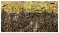 Anselm Kiefer : Field of the cloth of gold