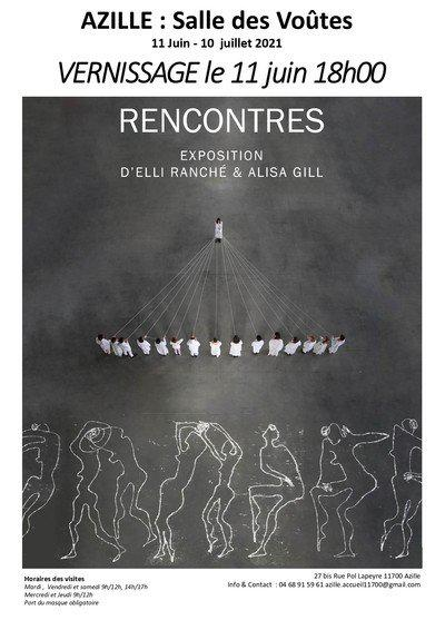 """Exposition """"Rencontres"""""""