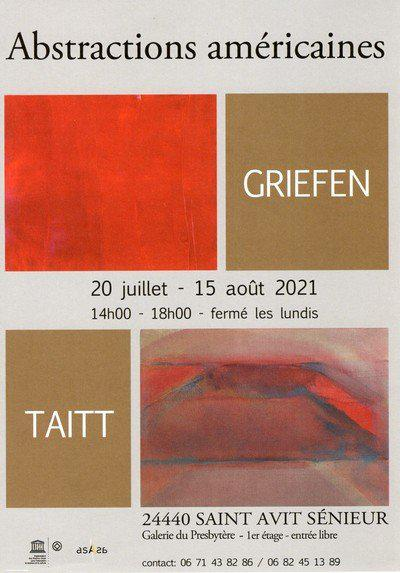 Exposition - Abstractions Américaines
